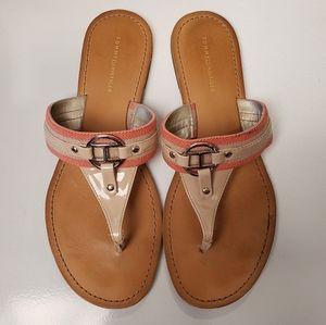 Women's Tommy Hilfiger Thong Flip Flop Sandals